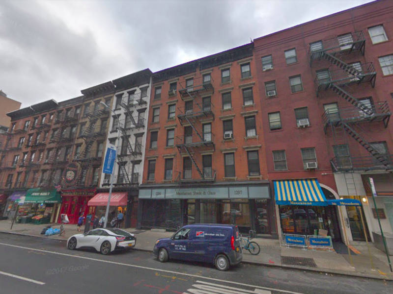 Plans Filed For 6 Story Upper East Side Apartment Building