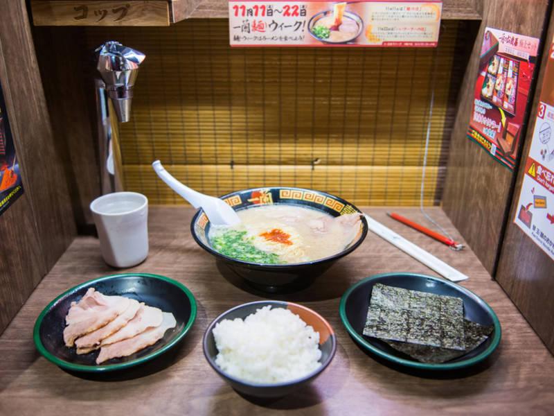 Japanese Ramen Restaurant Close To Opening In Midtown Report