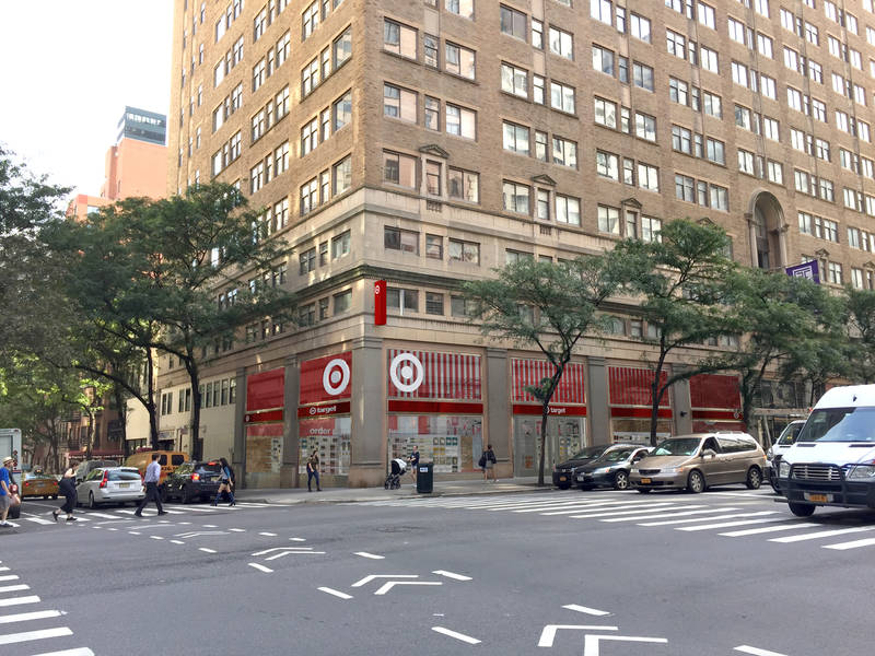 target to open 39 small format 39 store on upper east side upper east side ny patch. Black Bedroom Furniture Sets. Home Design Ideas