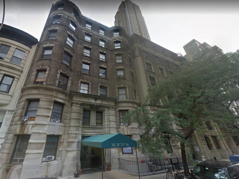uws micro studio with dorm style living asks 1k per month upper