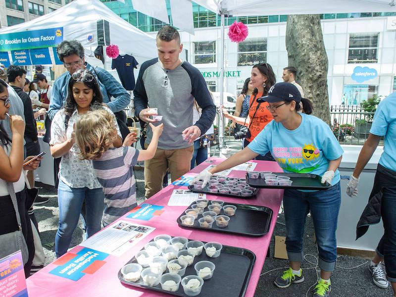 Ice Cream Festival Returns To Bryant Park | Midtown ...