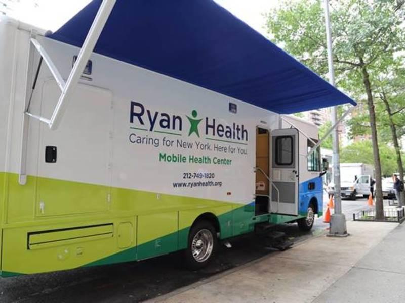Upper west side health center debuts mobile clinic upper for T mobile upper west side