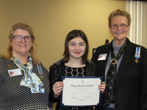 daughter american revolution essay contest Local daughter of the american revolution wins first in statewide quilting contest  the effort has been more than worth it as wilhoit won first place in the .