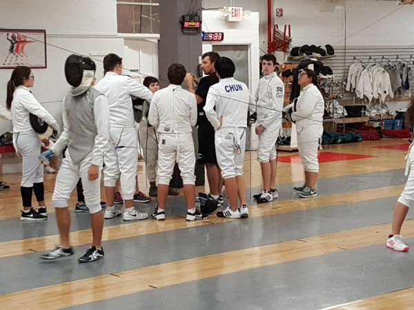 Local Schools Succeeds In Fencing With The Rockland