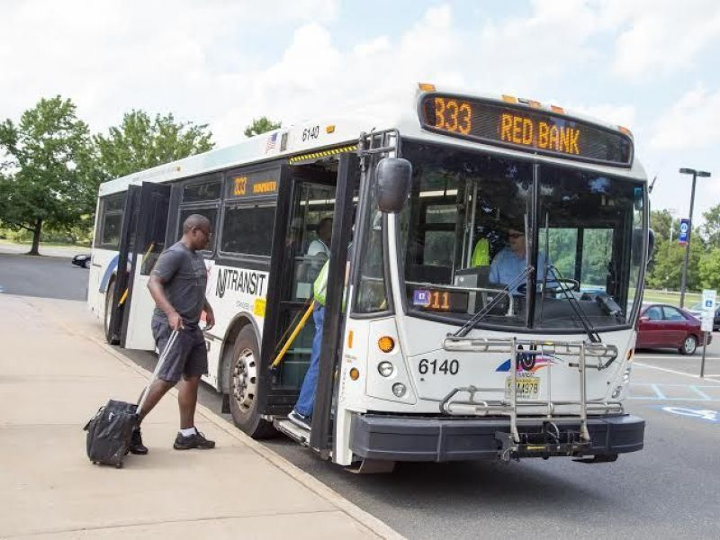 Changes Coming To Several Monmouth Middle County Bus Routes Middletown Nj Patch