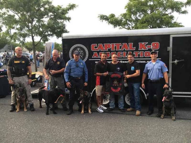 Police Motorcycle Club Donates Body Armor to Middletown ...