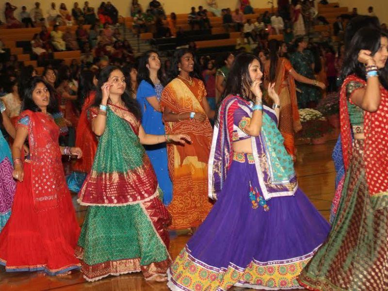 Grand Navratri Garba Celebration in South Brunswick in ...  Navratri