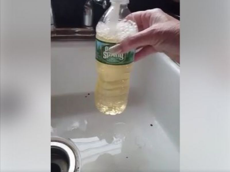 Green Brook Nj >> Video Shows Yellow Tap Water in New Brunswick   New ...