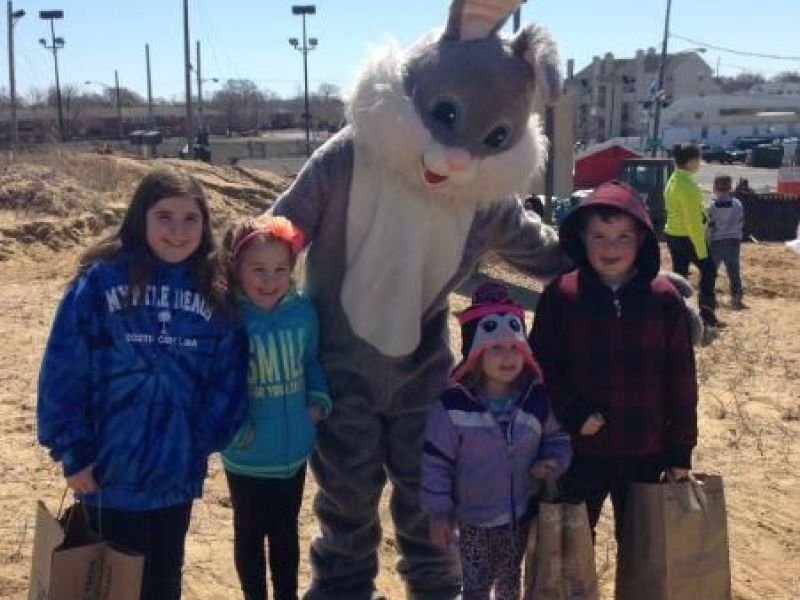 Keansburg Amusement Parks Easter Egg Hunt Will Be April 9