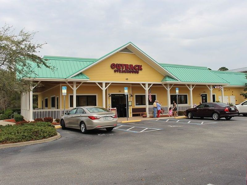 Lawrenceville Outback Steakhouse Closes