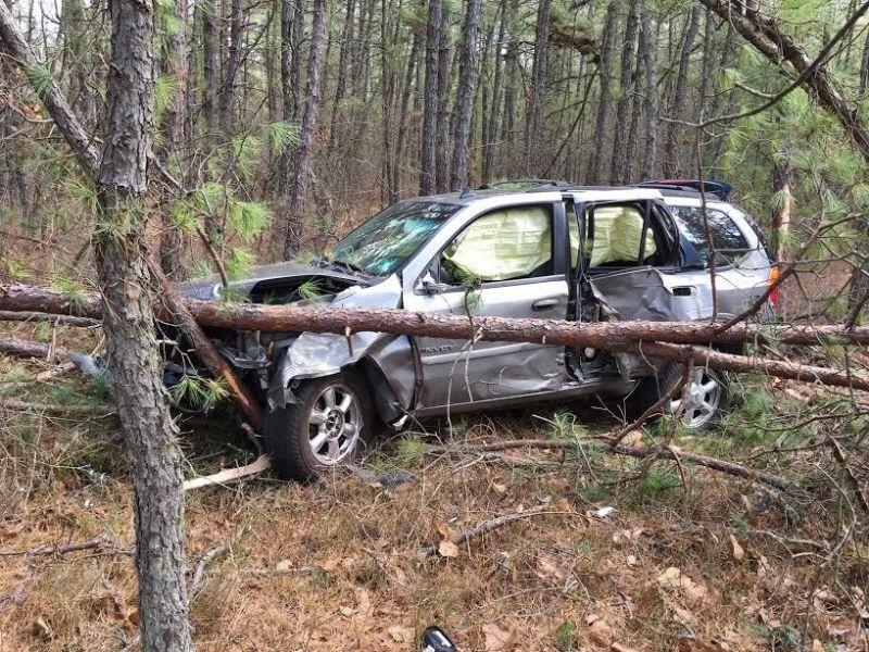 Car Accident Rt  Old Bridge Nj
