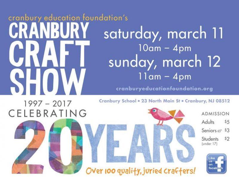 Cranbury Craft Show
