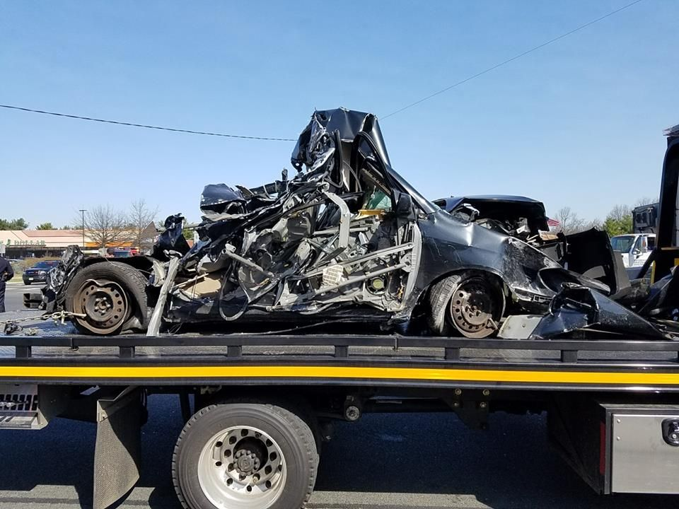 Nj Car Crash Rt