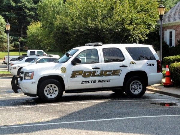 Car Stolen From Colts Neck Driveway Saturday Marlboro