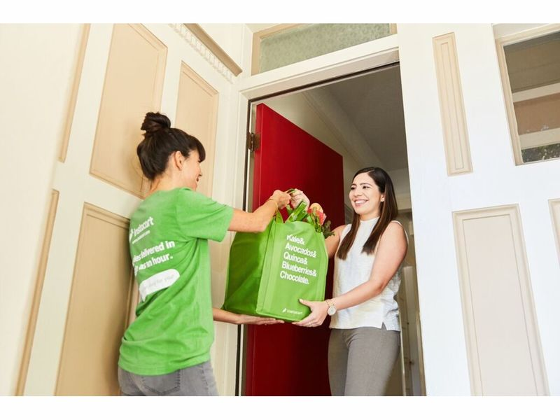 Same Day Grocery Delivery Service Coming To 5 N J Counties