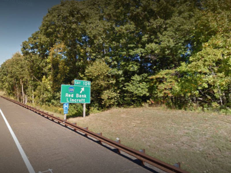 Major Changes Coming To Exit 109 Off Garden State Parkway Patch