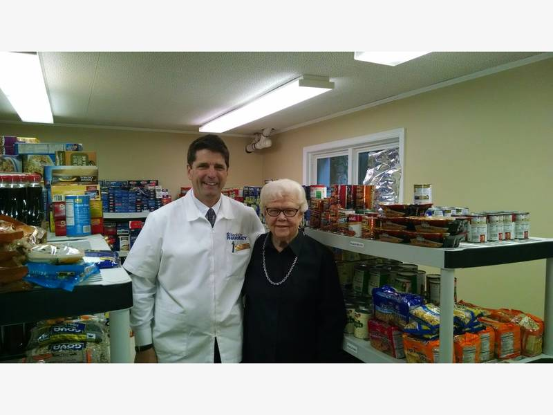 Bayshore Pharmacy Sponsors Valentine S Day Food Drive Middletown