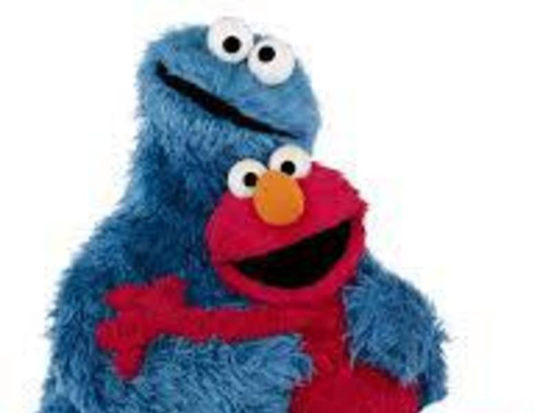 elmo cookie monster thursday at hazlet perkins holmdel nj patch