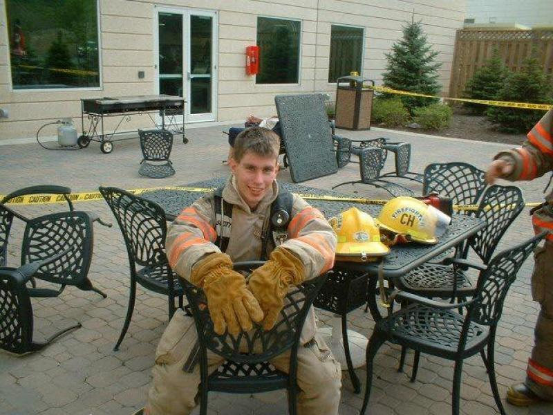 Country Hills Firefighter Dies In Tragic Off Duty