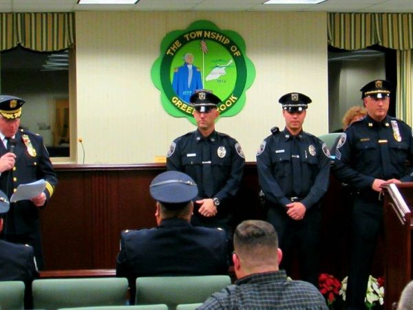 Green Brook Police Officers, Citizen Awarded For ...