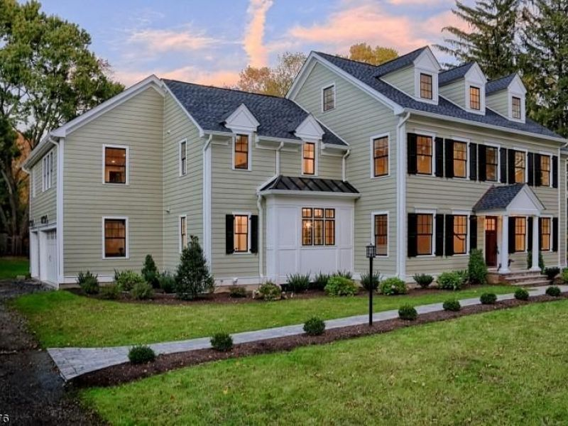 New 5 million dollar new homes for sale in somerset for New construction houses in nj