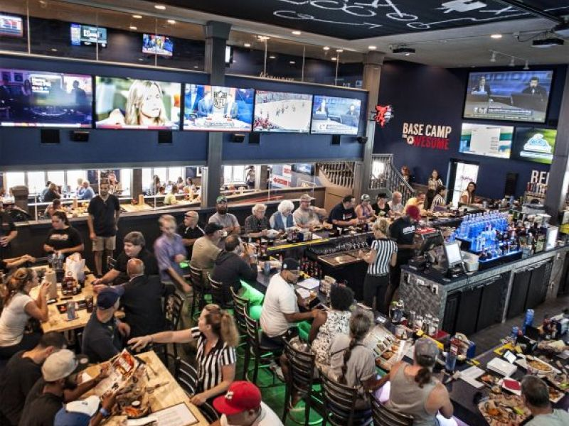 Arooga S Grille House Sports Bar To Open In East
