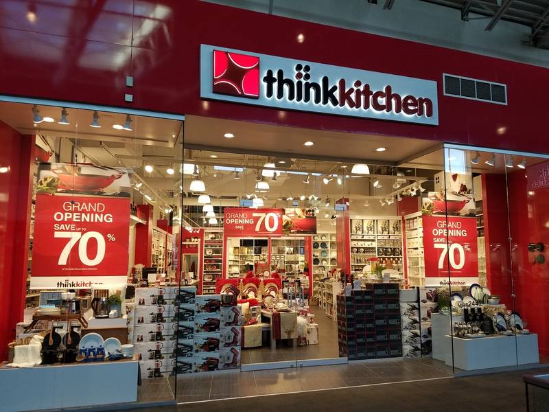 Thinkkitchen Outlet Store Opens In The Mills At Jersey Gardens Westfield Nj Patch