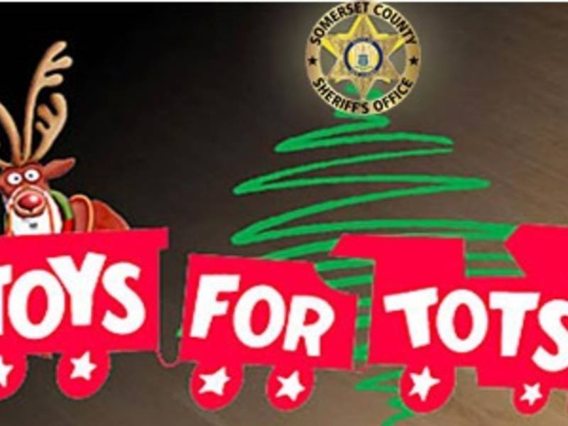Toys For Tots Campaign Logo : Somerset county sheriff s office is collecting toys for