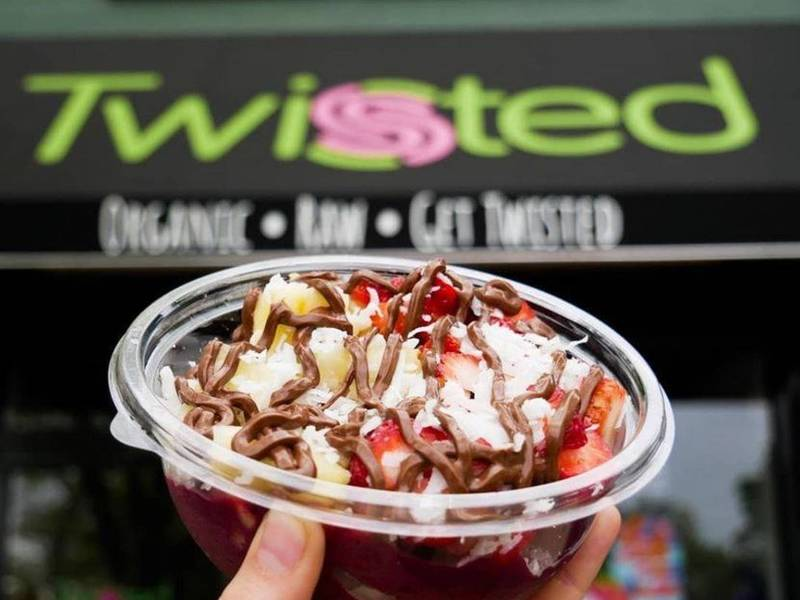 Twisted to open organic raw acai bowl eatery summit nj patch twisted to open organic raw acai bowl eatery 0 reheart Image collections