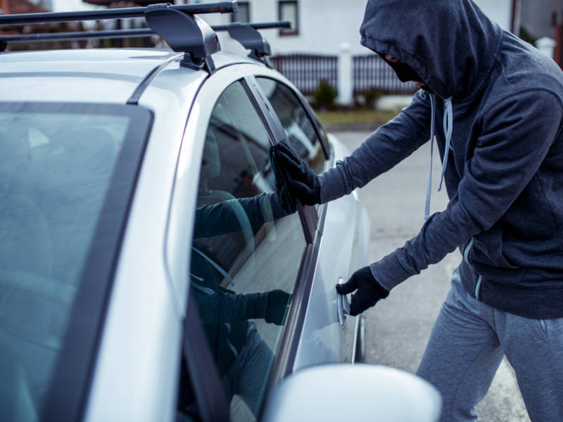 2 Luxury Cars With Keys Left Inside Stolen In Basking Ridge
