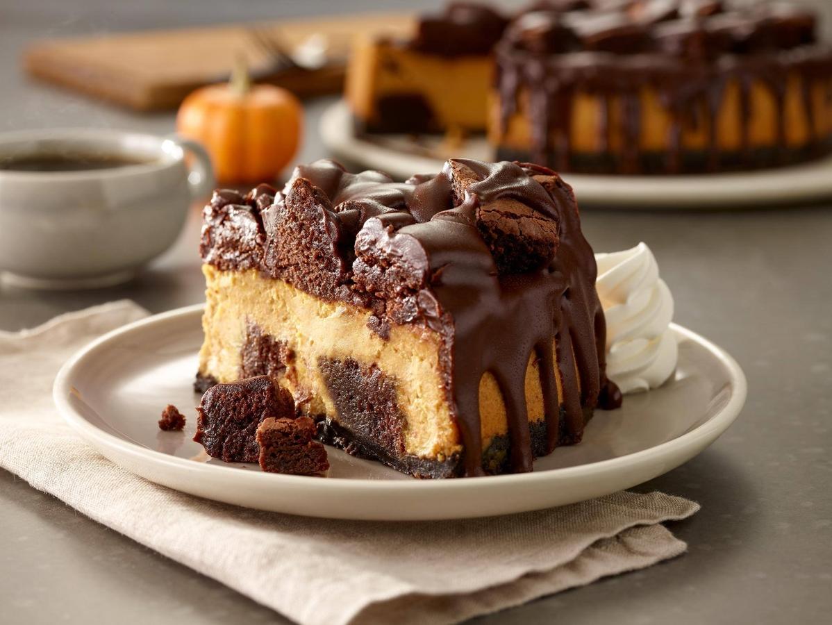 Olive Garden Secretly Adds New Pumpkin Dessert In Bridgewater ...