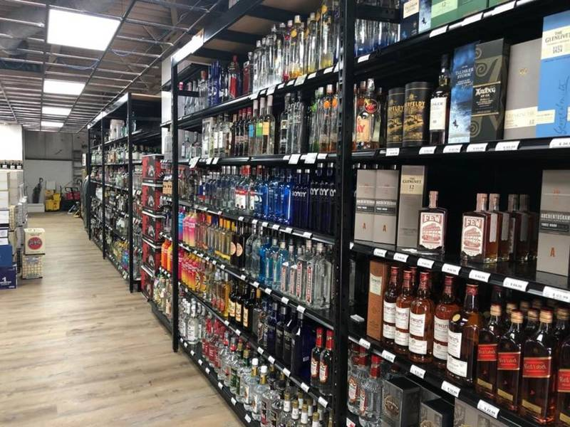bridgewater liquor warehouse replaces elliot beverages bridgewater nj patch. Black Bedroom Furniture Sets. Home Design Ideas