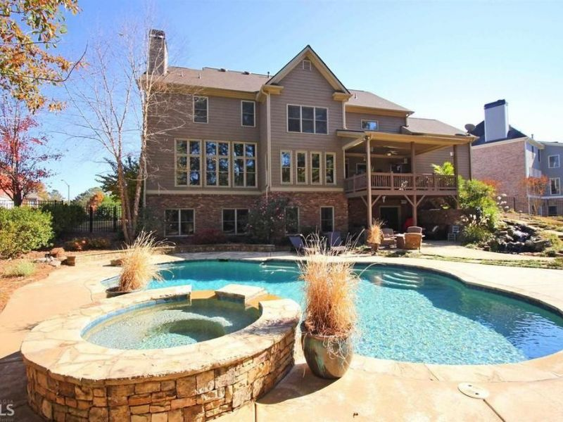 Five Homes For Sale In Paulding County With Pools Dallas