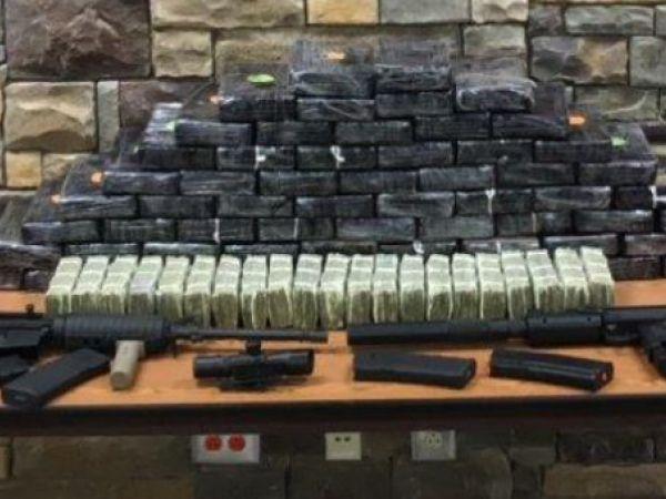 Georgia Teacher Arrested In 6 Million Coke Heroin Bust
