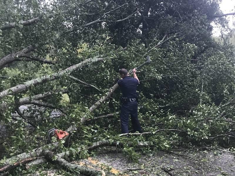 3 Dead Million Without Power After Hurricane Irma Soaks Georgia