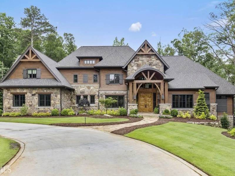 5 nice homes on the water in gwinnett - Photos Of Nice Homes