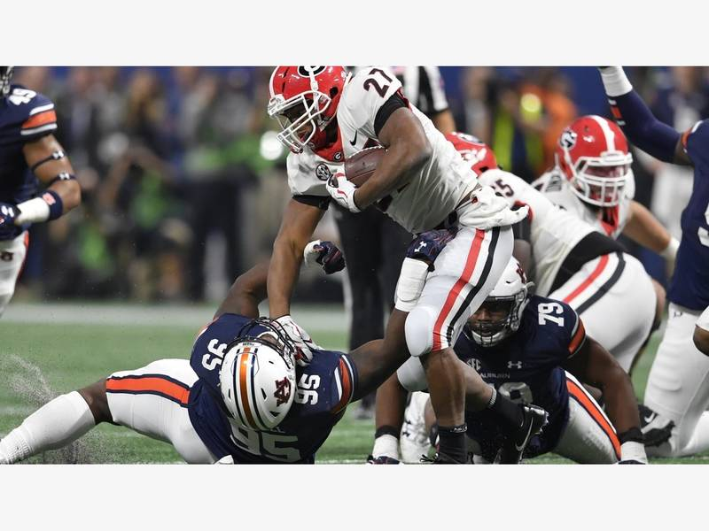 College Football Playoffs Can Uga Win It All Loganville Ga Patch