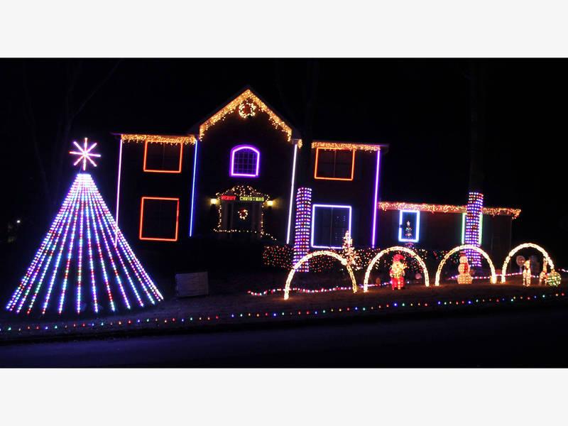 guide to christmas light displays in metro atlanta 2017