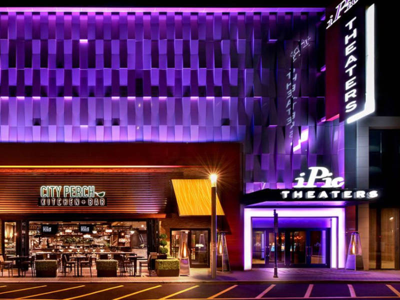 First Ipic Theater In Georgia Coming To Midtown Midtown
