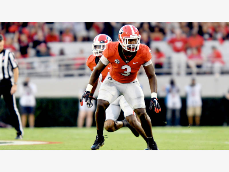 Uga Star Smith S Stolen Gear Recovered Police Decatur Ga Patch