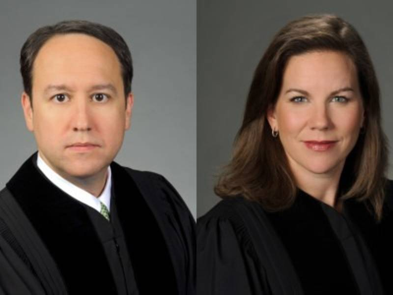2 georgia judges on trump s supreme court short list atlanta ga patch