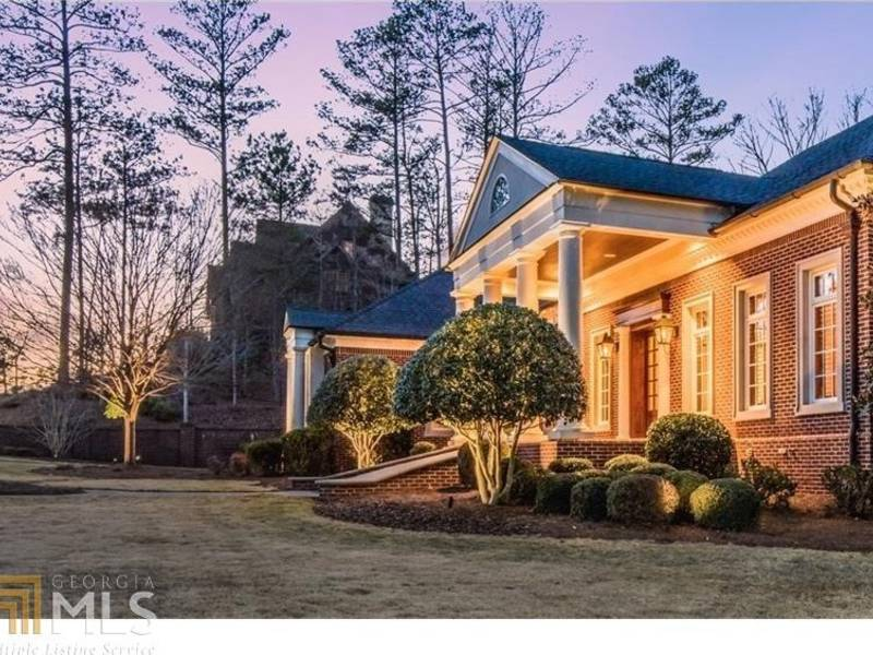 WOW House: Spa, Theater, Wine Cellar In Cobb | Patch