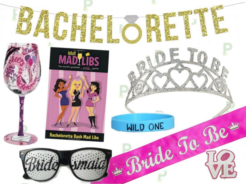 Everything You Need For The Ultimate Bachelorette Bachelor Party