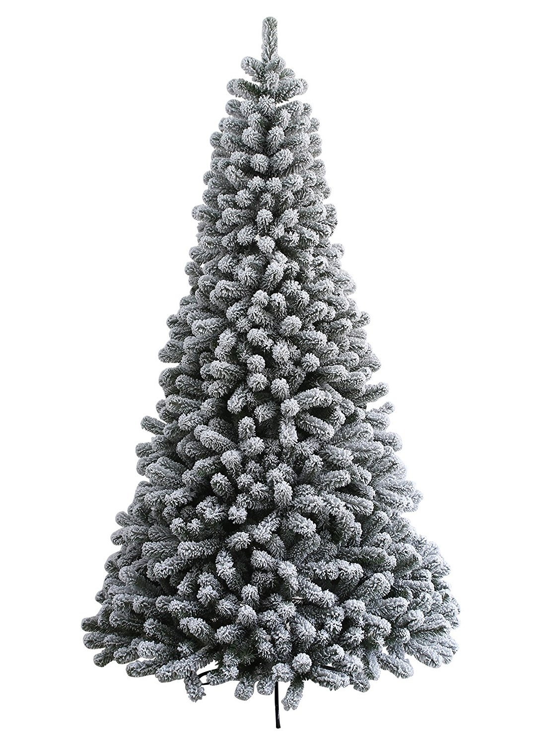 12 Artificial Christmas Trees That Look Like The Real