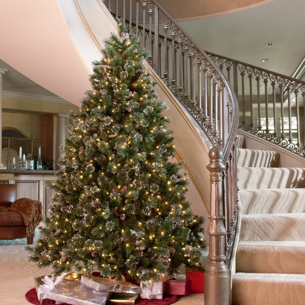 Pre Lit Christmas Tree Fuses: 12 Artificial Christmas Trees That Look Like The Real