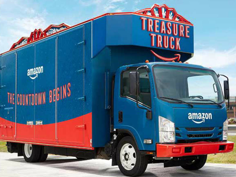So What Exactly Is The Amazon Treasure Truck?