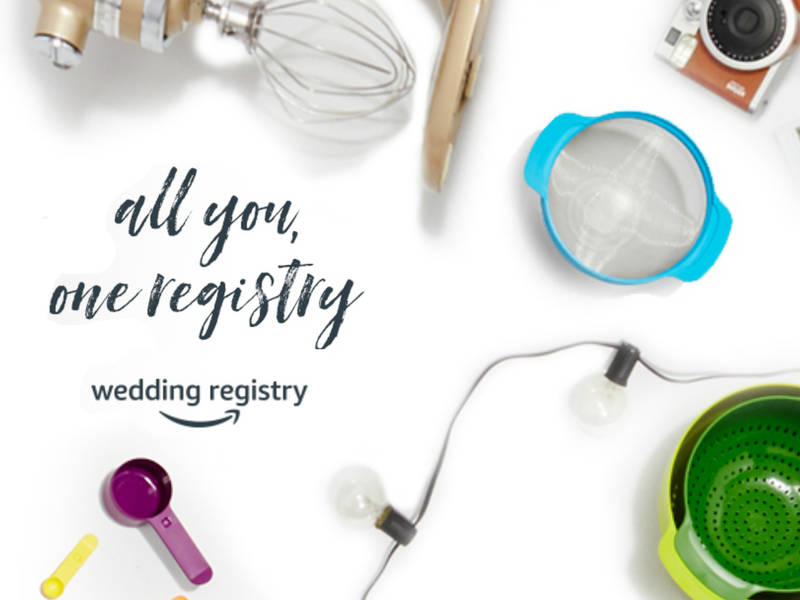 It S Time To Start Your Wedding Registry