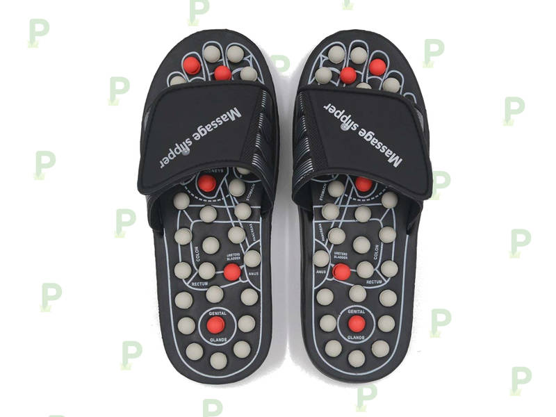 55c72eebad82 These Acupressure Slippers Will Relieve Your Aches And Pains ...
