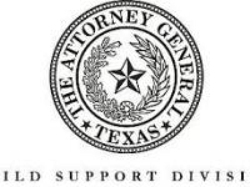 Texas Attorney General's Office Links Child Support Payments To Vehicle Registration Renewals