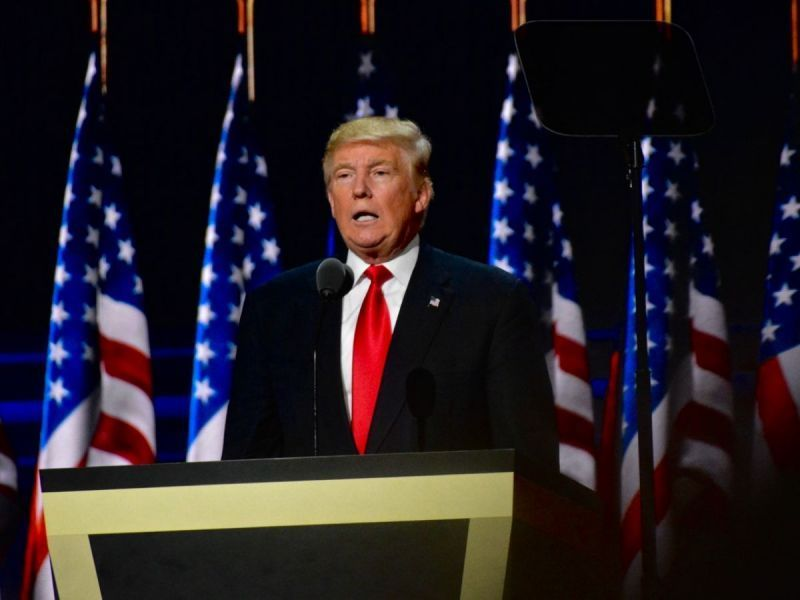 Watch: Live Stream Of Donald Trump's Austin, Texas, Rally ...